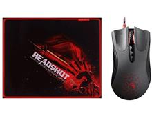 A4TECH Bloody A9071 Wired Gaming Mouse Bundle